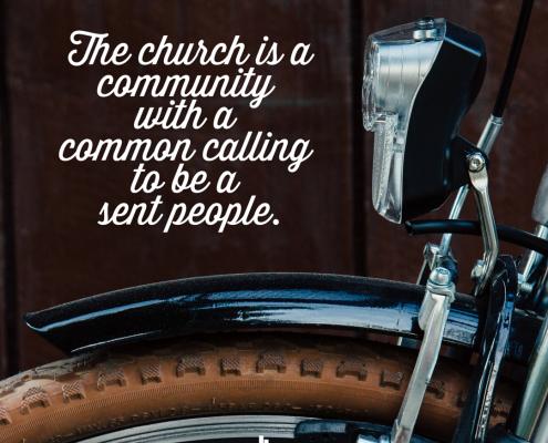 Church Is a Community