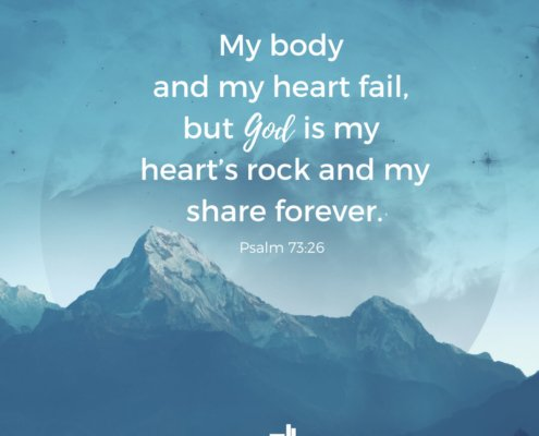 Psalm 73 Sara Thomas