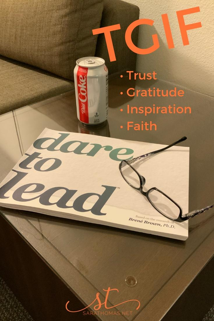Dare to Lead: Brave Leaders and Courageous Cultures
