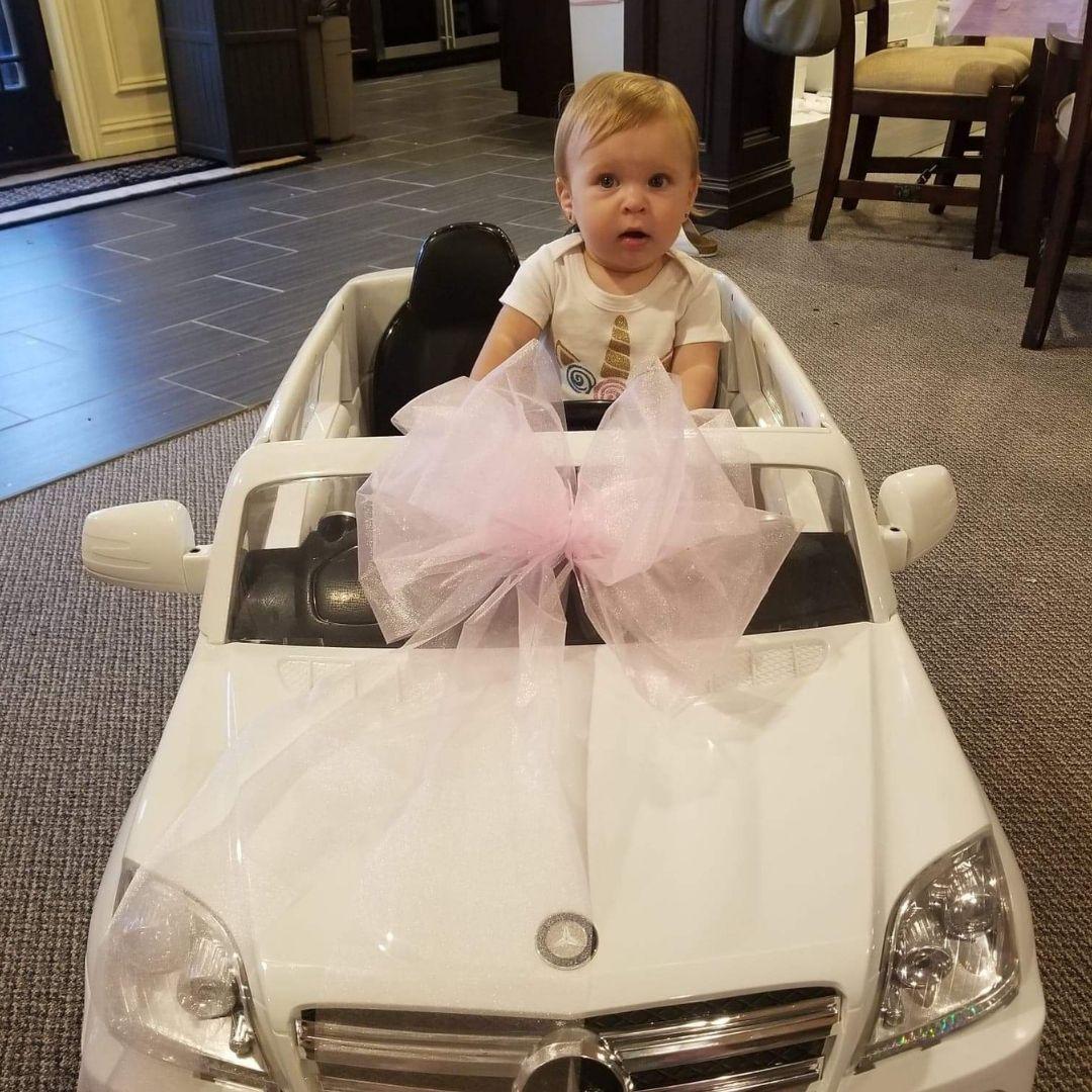 Baby Z Sara Thomas
