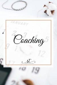 Coaching Services Sara Thomas