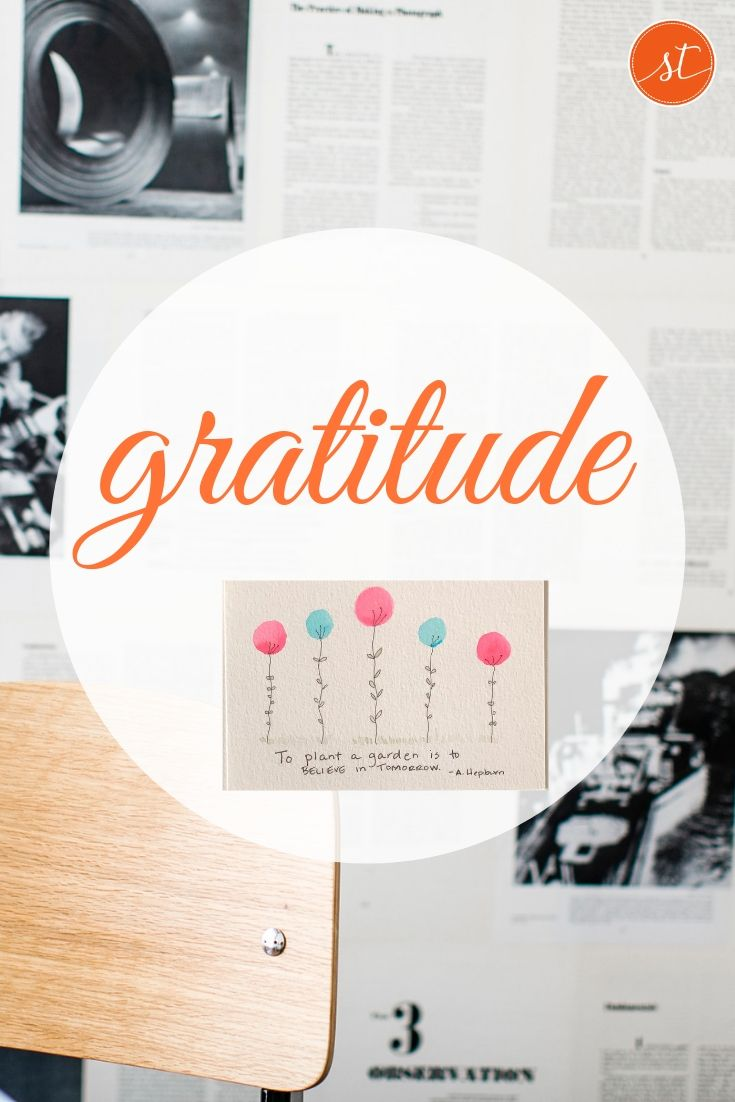 Gratitude Sara Thomas, Coach